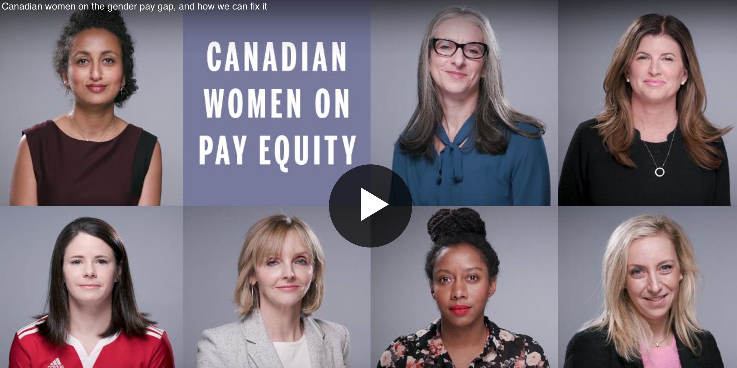 Pay Equity Video