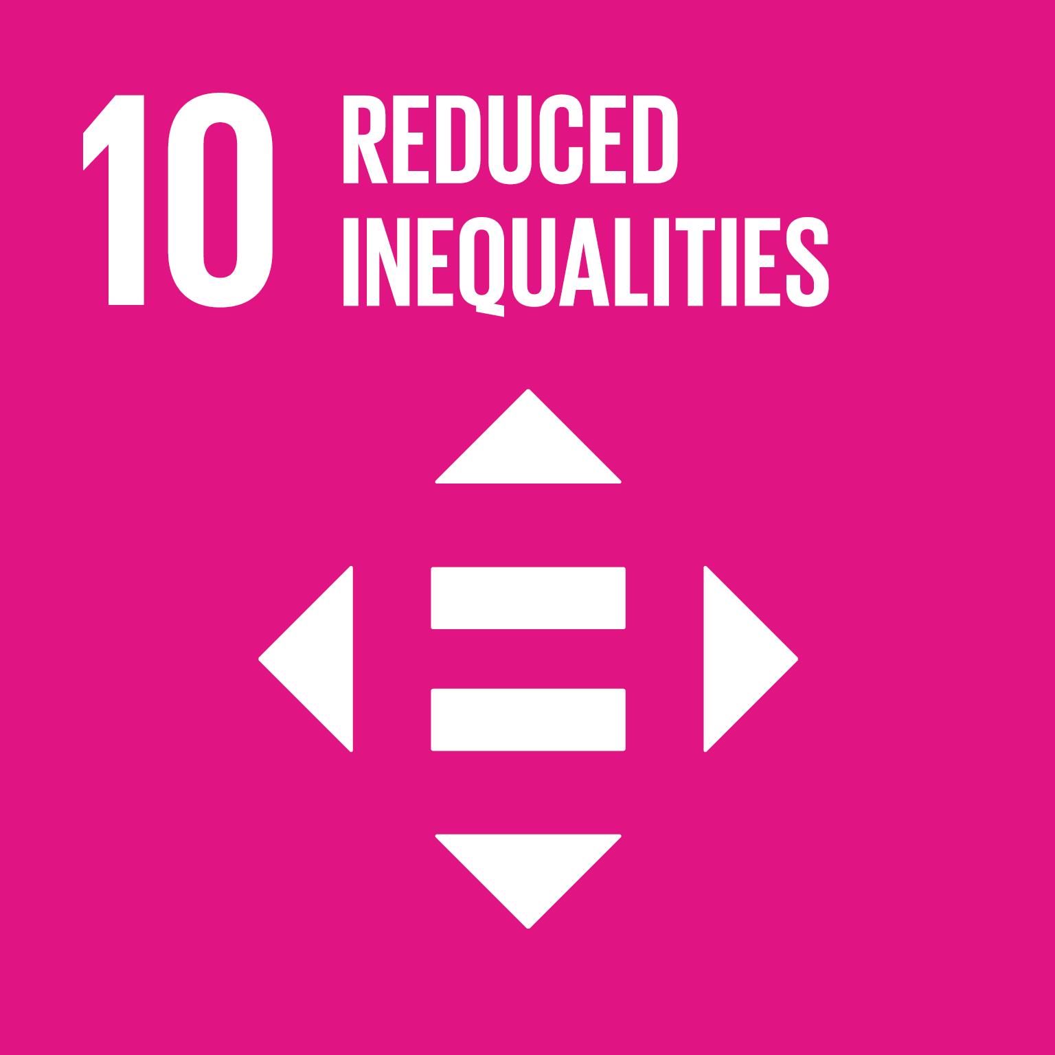E SDG goals icons individual rgb 10