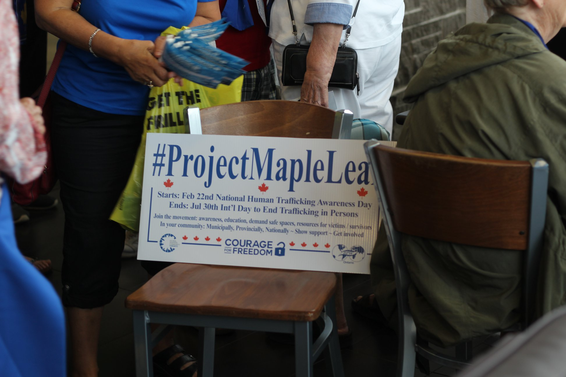 Project Maple Leaf